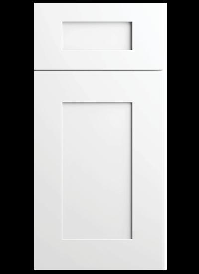 Elegant Shaker White