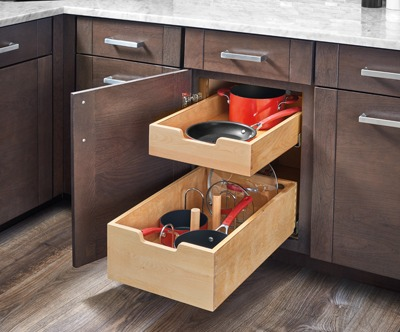 Base and Sink Organizers