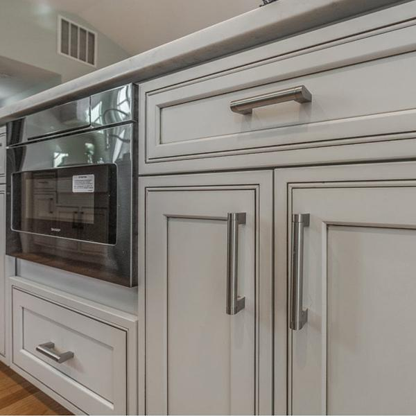 Transitional Kitchen Cabinet Style